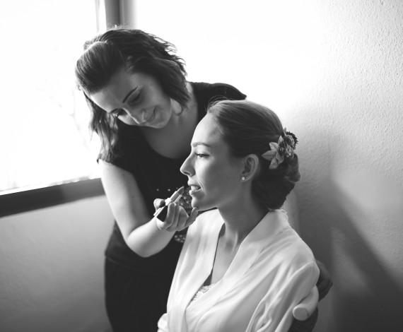 Makeup bodas