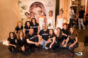 Maquilladores y estilistas